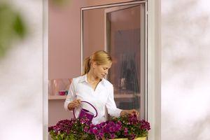 Drehrahmen für Fenster