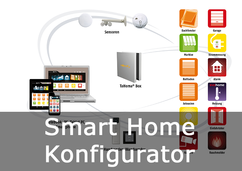 Smart Home Konfigurator